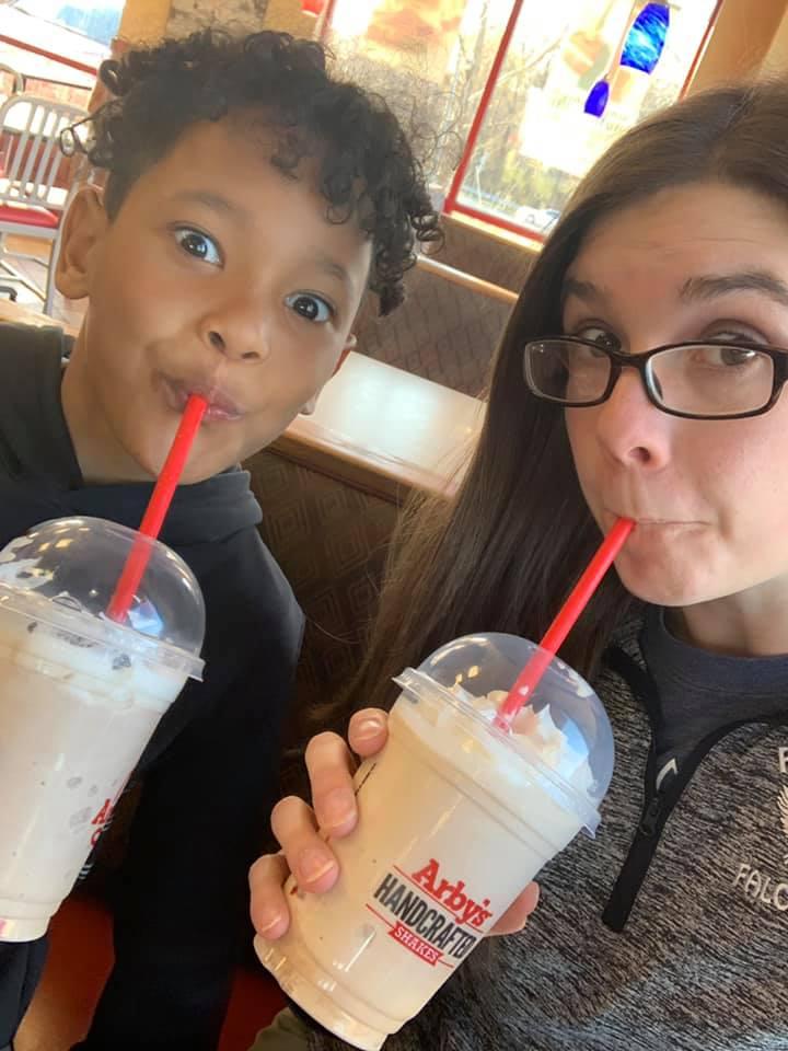 Caitlyn & Chance, a Friend's Son
