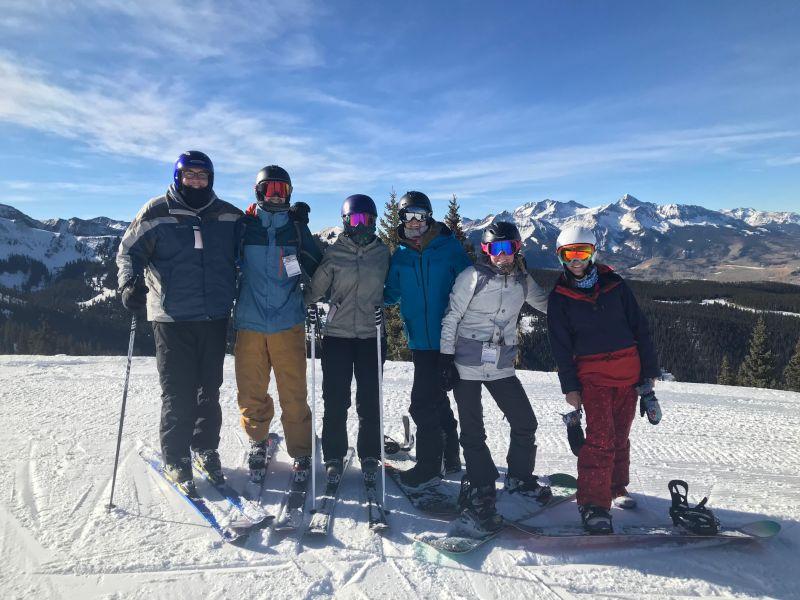 Ski Trip With Family