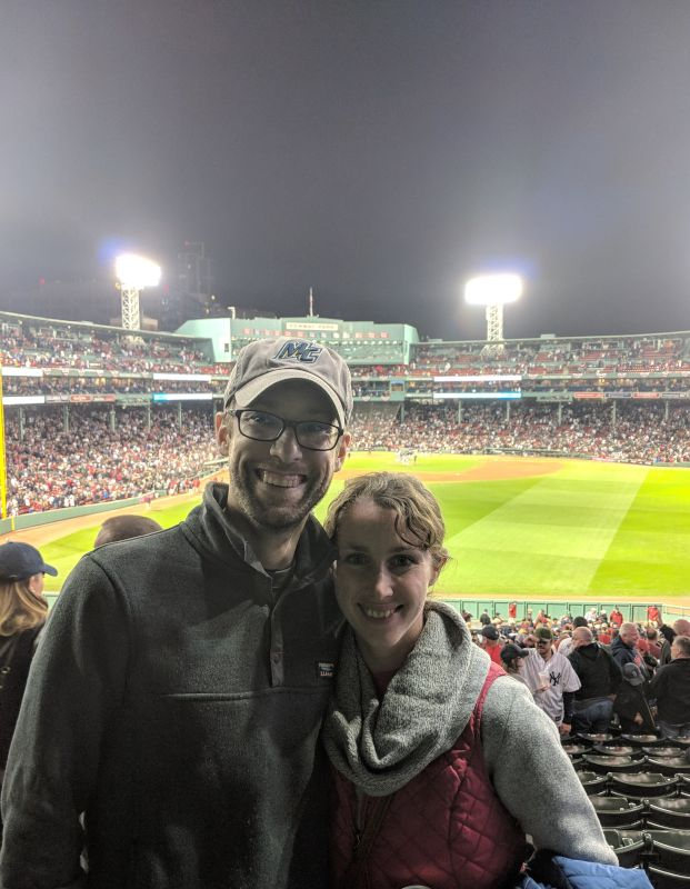 Catching a Red Sox & Yankees Playoff Game