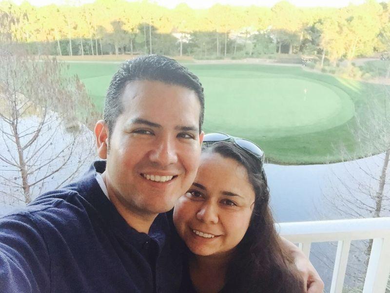 Vacation in Orlando, Florida