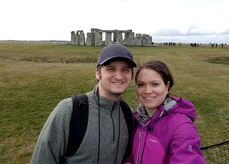 Checking Out Stonehenge
