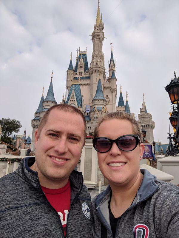Fun at Disney World