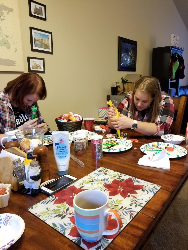 Annual Cookie Decorating Party