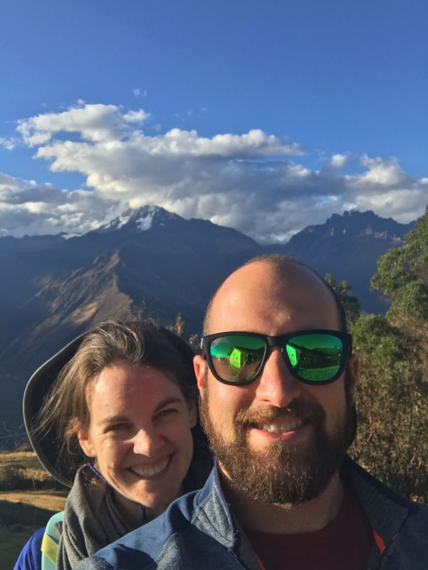In Sacred Valley