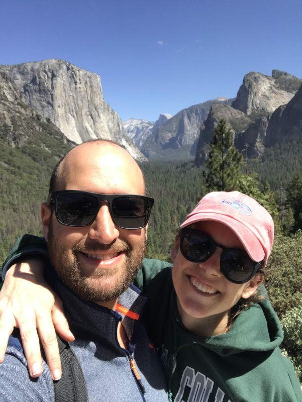 At Yosemite