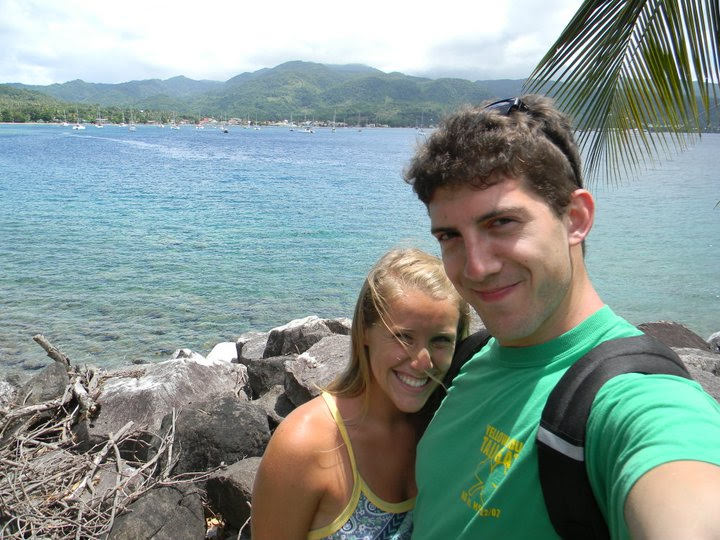 Enjoying Time Together in the Caribbean