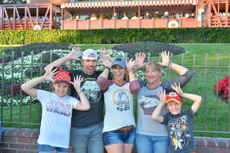 Our Annual Trip to Disneyland