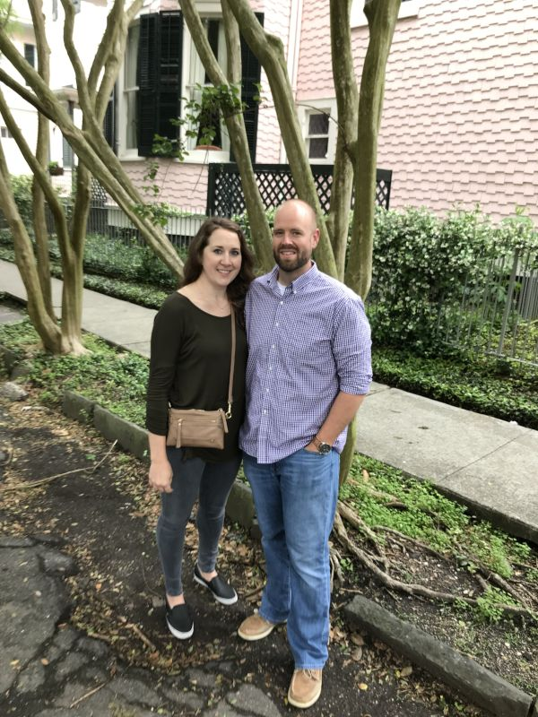 Visiting New Orleans