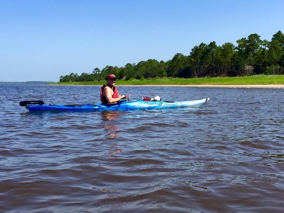 Life is Good ... Kayaking in North Carolina