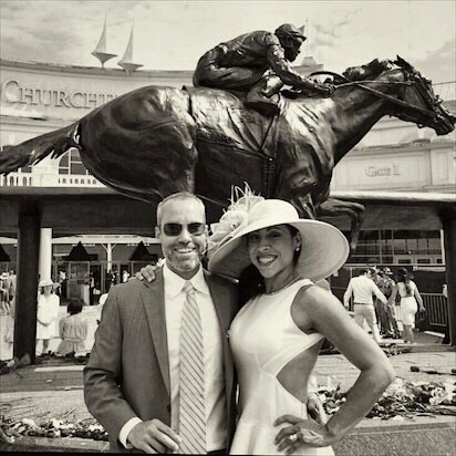 At the Kentucky Derby