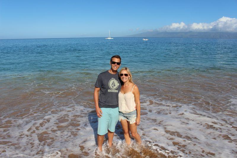 Beautiful Day in Hawaii