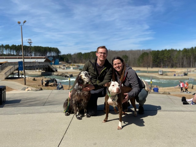 With Willow & Sage at the Whitewater Center