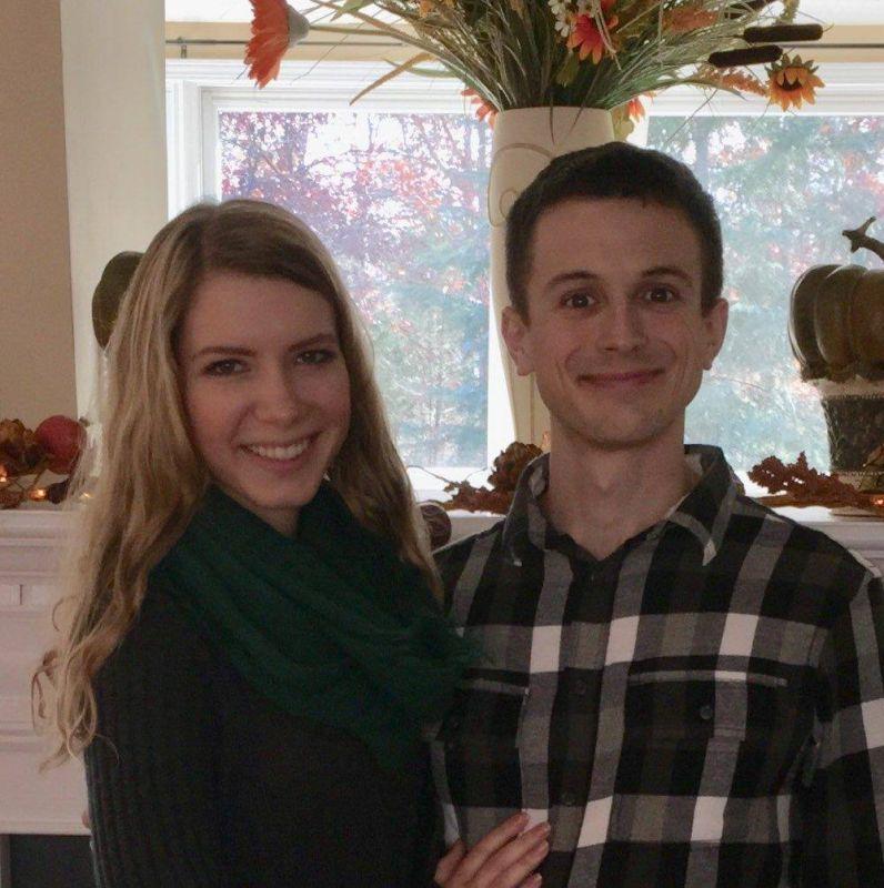 Thanksgiving at Sarah's Parents