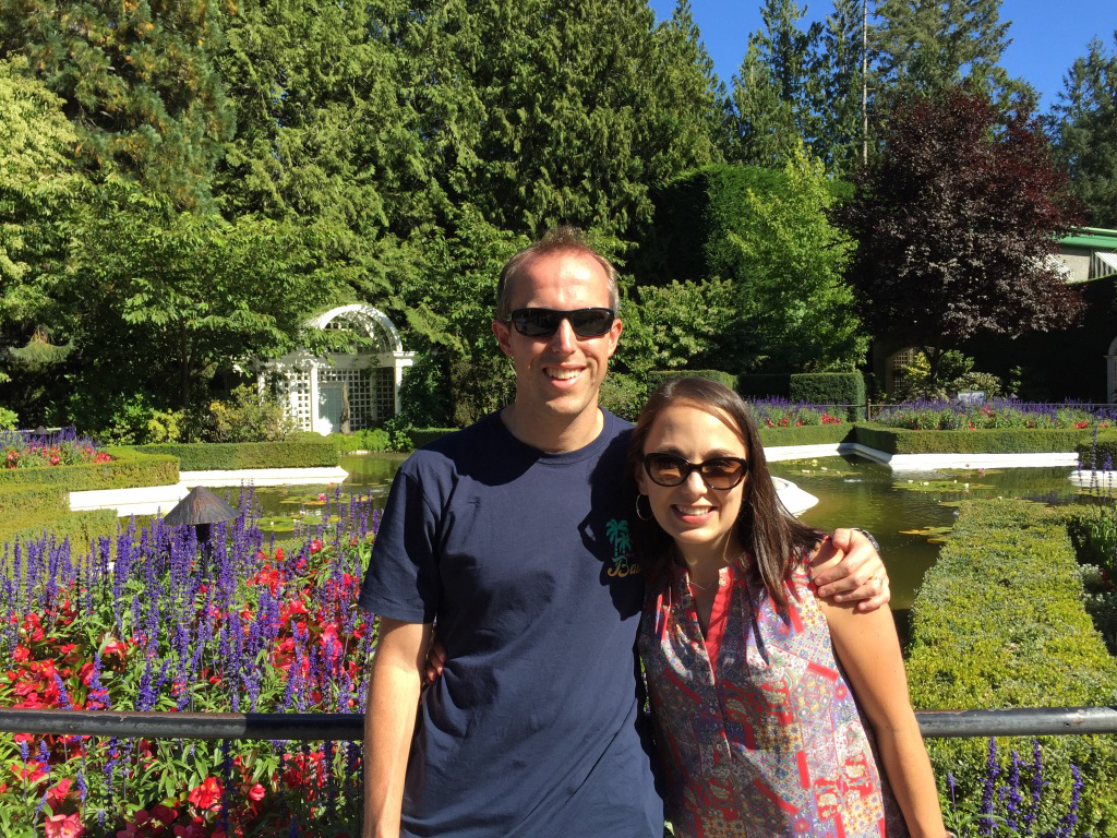 Exploring Gardens in Victoria, British Columbia