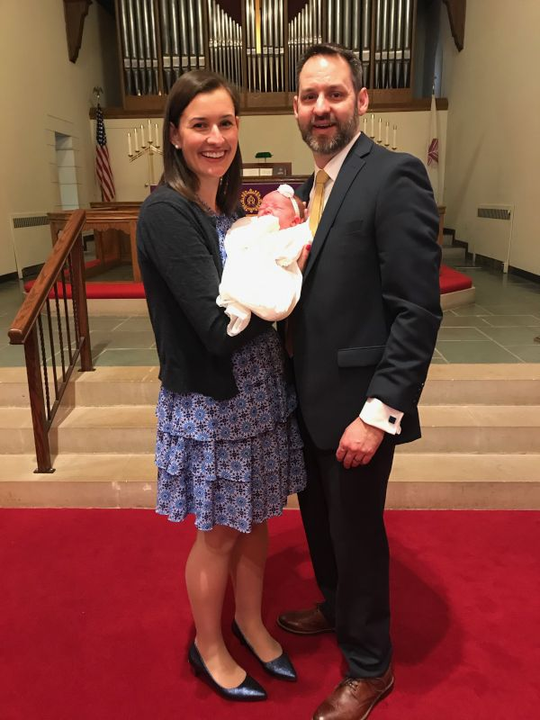 With Our Goddaughter, Anya