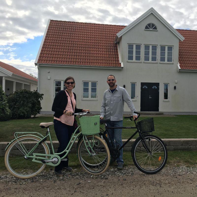 Visiting Cousins in Sweden