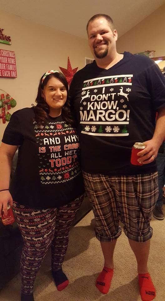 Matching Christmas PJs