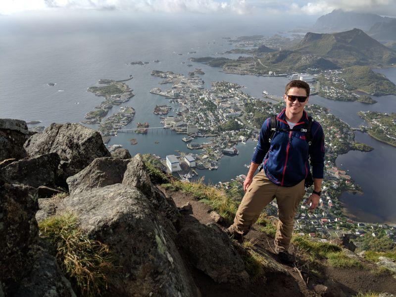 Jonny Above Norway