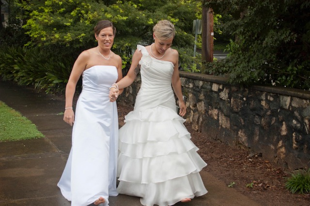 Our Beautiful Wedding Day