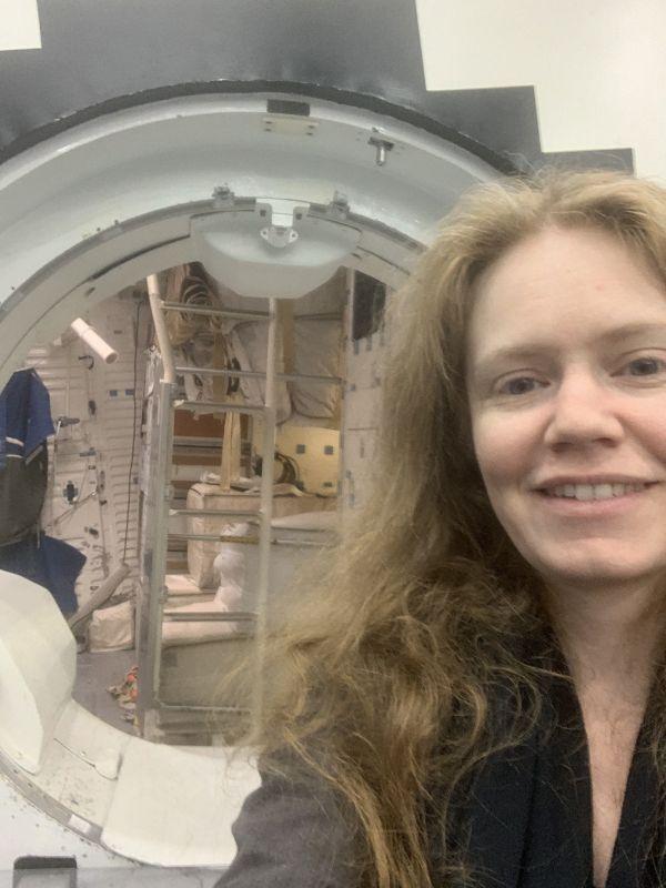 Amelia at NASA
