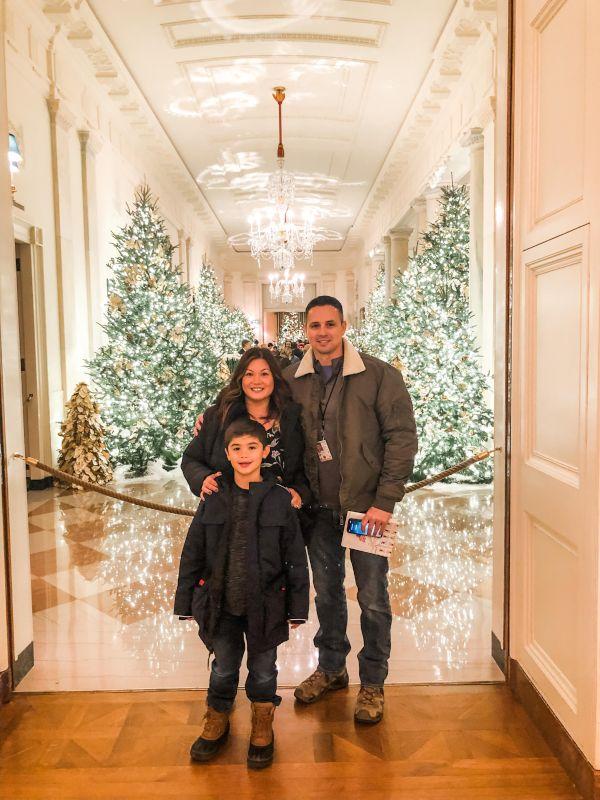 Christmas at the White House Tour