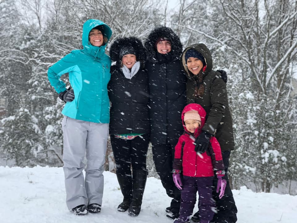Snow Day With Friends