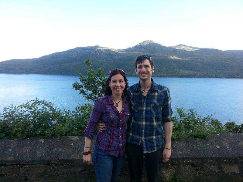 Visiting the Isle of Skye in Scotland