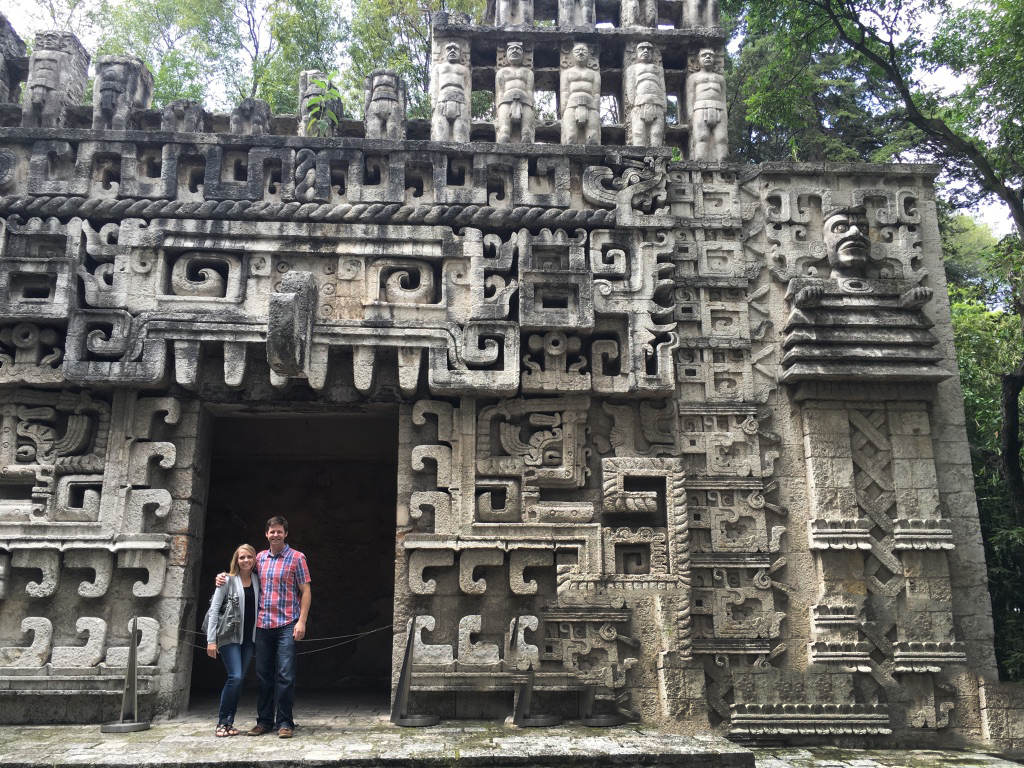 A Weekend Excursion  While Living in Mexico