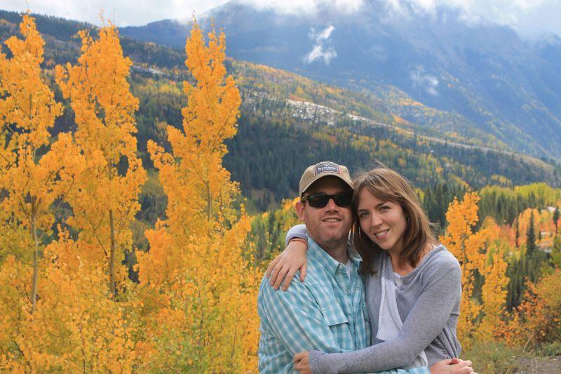 A Fall Day in Colorado