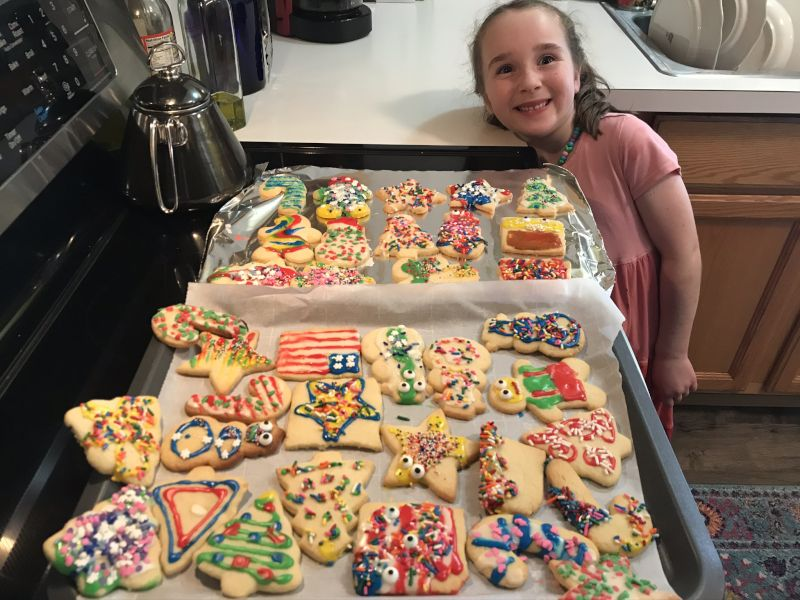 Christmas Cookie Tradition