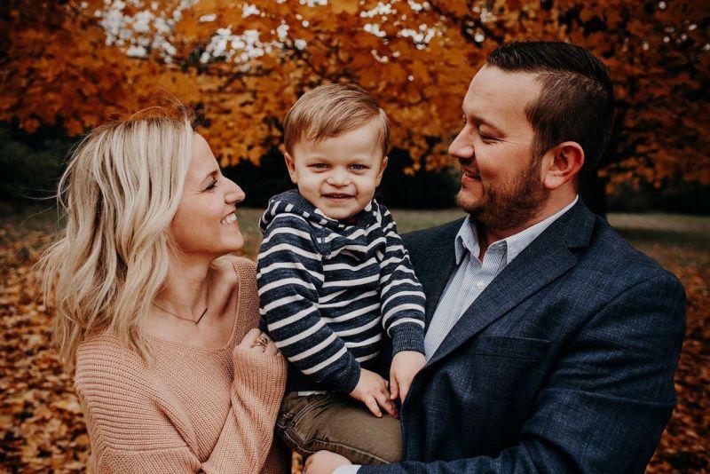 All Smiles for Family Photos