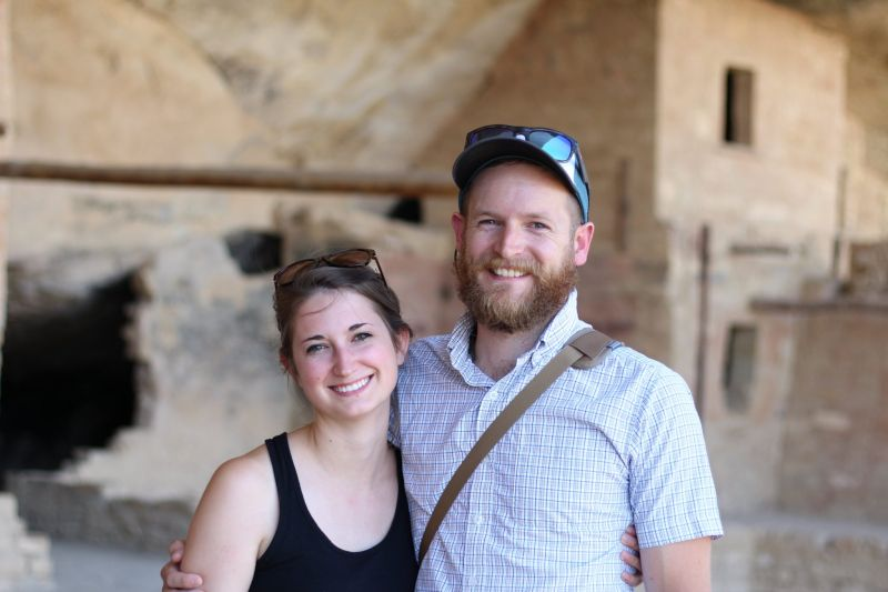 Exploring Mesa Verde