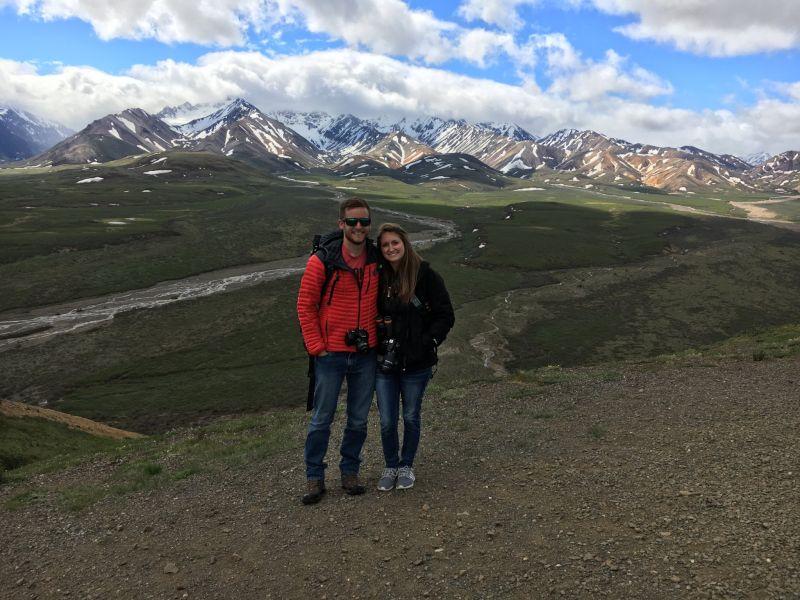 Beautiful Views at Denali National Park