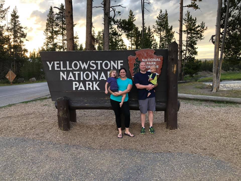 Exploring Yellowstone