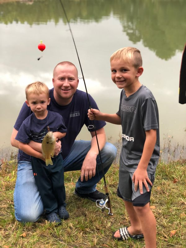 Fishing With Family