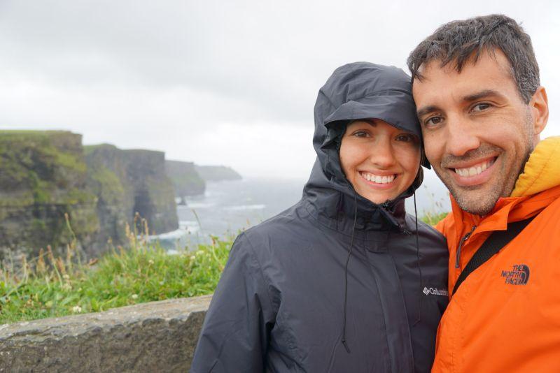Rainy Day Exploring Ireland