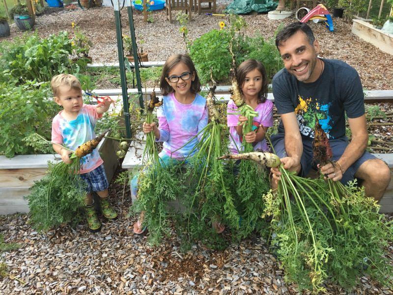 Garden Harvest Party