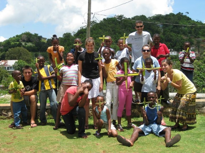 Leading Mission Together in Jamaica