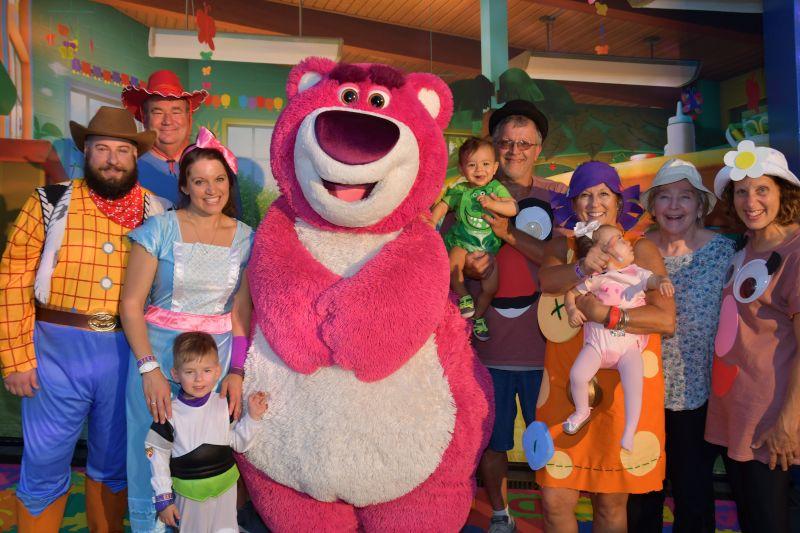 Toy Story Halloween Fun