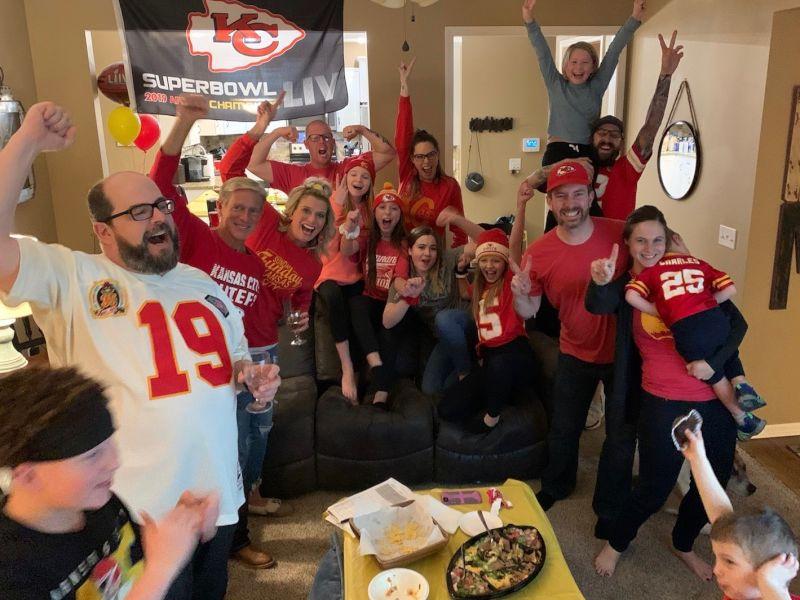 Chiefs Super Bowl Win!