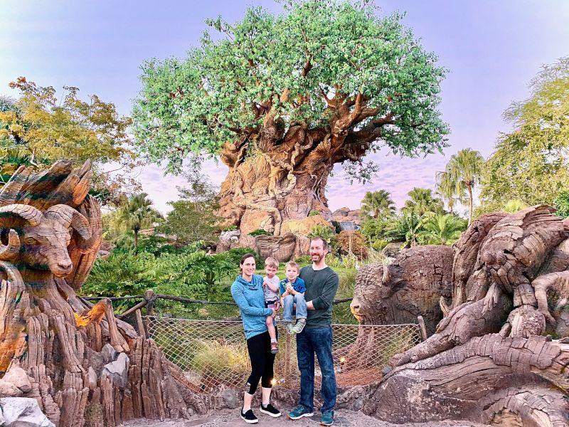 At Disney
