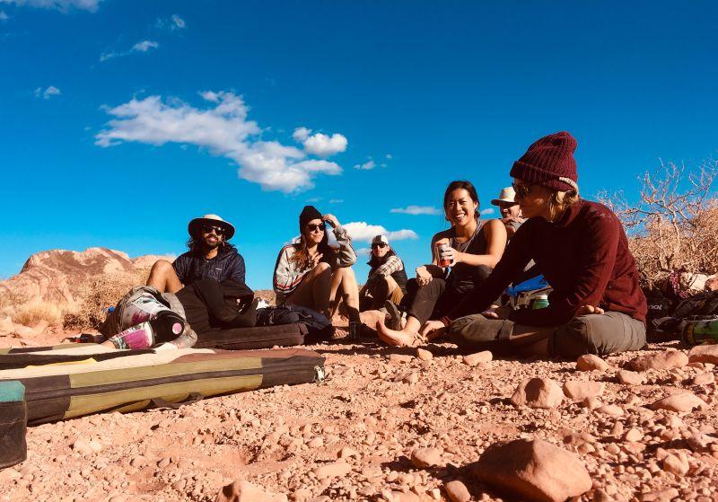 Friends & Family Climbing Trip