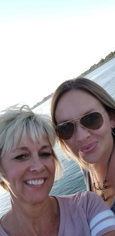 Chelsie & Her Mom