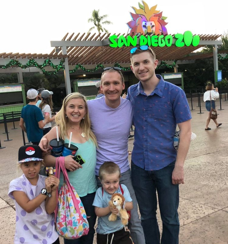 A Great Day at the Zoo With Kyle's Family