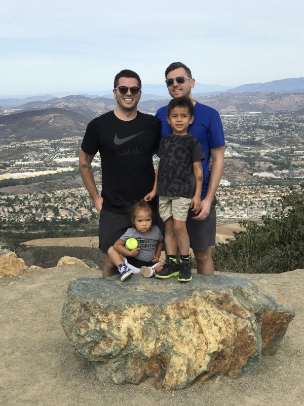 Hiking With Our Niece & Nephew