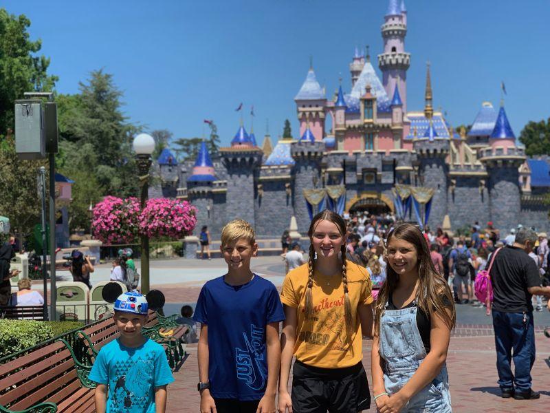 Vacation at Disney!