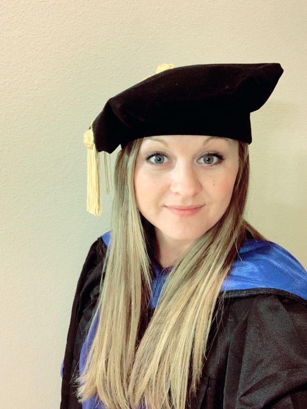 Jennie's Graduation!