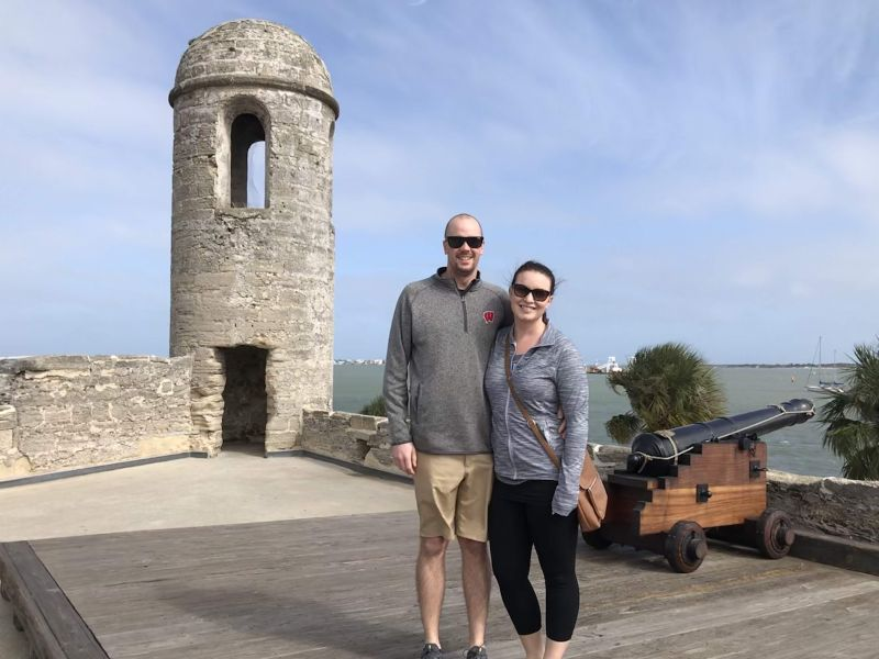 St. Augustine, Florida, Has So Much History!