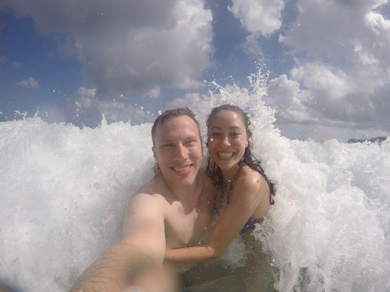 Fun in the Ocean!