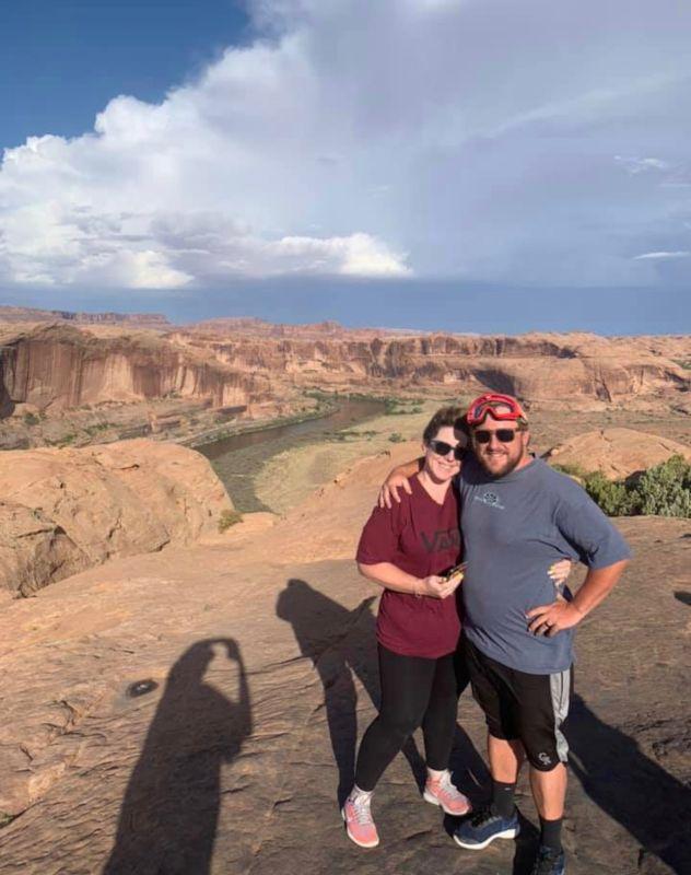 Fun in the Moab